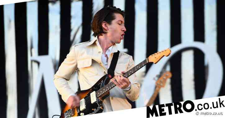 Arctic Monkeys are back with a live album and people are freaking out