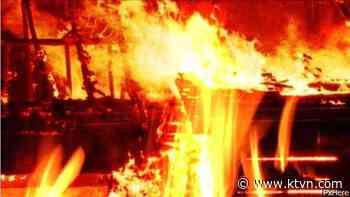 Sierra Way Fire, Churchill County