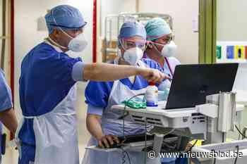 Nieuw triest record: meer dan honderd Covid-patiënten in het ziekenhuis