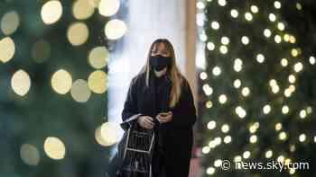 Coronavirus: Government in danger of leaving it 'too late' for 'circuit break' lockdown to work, warns SAGE member - Sky News