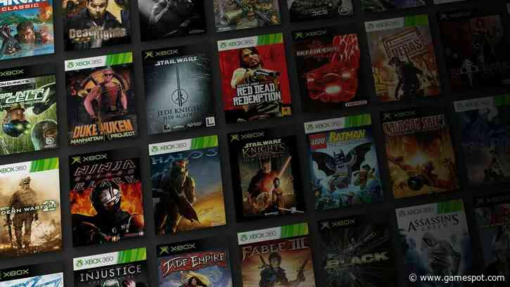 Xbox Series X/S Officially Plays Every Game That Works On Xbox One (Except The Kinect Ones)