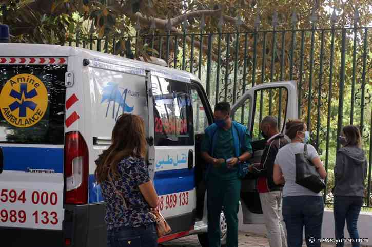 Tunisia says COVID spread 'very dangerous' with new curbs expected