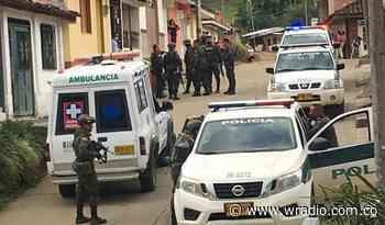 Policías heridos tras emboscada en Bugalagrande se encuentran fuera de peligro - W Radio