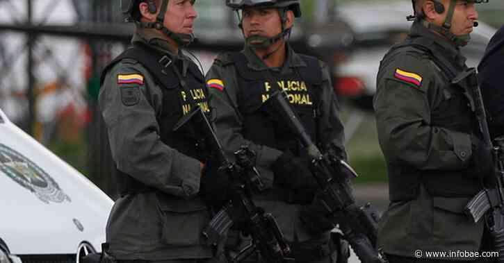Un policía muerto y cinco heridos deja una emboscada en Bugalagrande, Valle del Cauca - infobae