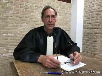 """Pascal Week (54) voorgedragen als nieuwe politierechter in West-Vlaanderen: """"Dit is een job die me zeker zal liggen"""""""