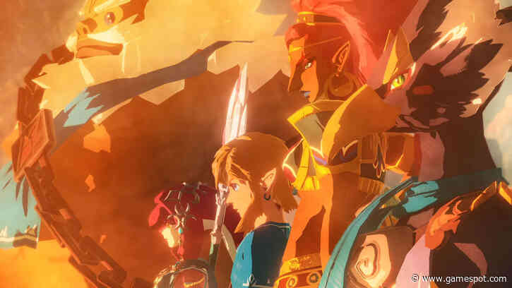 Hyrule Warriors: Age Of Calamity Demo Out Now, Carries Save To Full Game