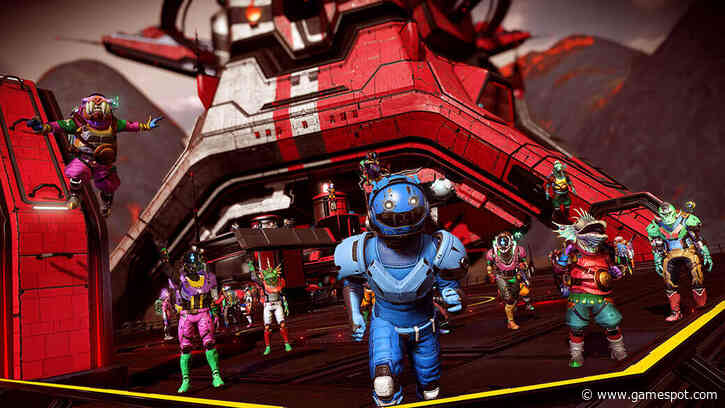 No Man's Sky Will Get PS5 And Xbox Series X/S Versions At Launch