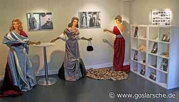Museum Seesen stellt Modepuppen von der Künstlerin Elisabeth Paetz-Kalich aus - Seesen - GZ Live