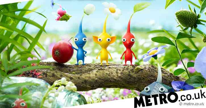 Pikmin 3 Deluxe review – in the nightmare garden