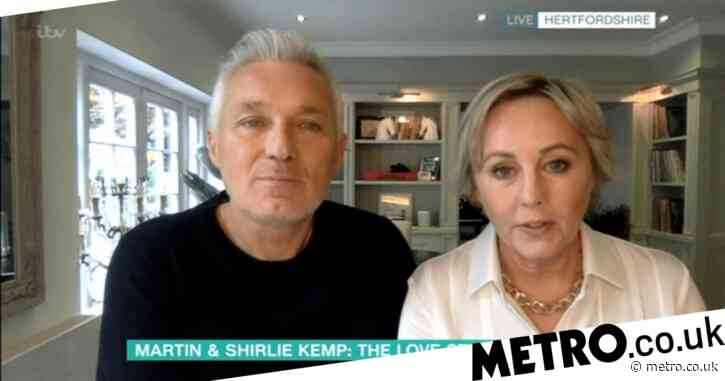 Martin Kemp's wife Shirlie relives 'hell' of seeing brain tumour battle