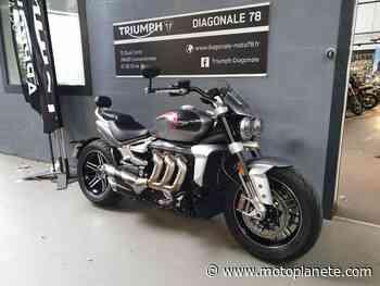 Triumph ROCKET 3 GT 2020 à 21490€ sur LOUVECIENNES - Occasion - motoplanete.com