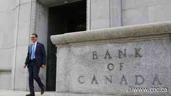 Bank of Canada says it's likely to keep interest rate near zero until 2023