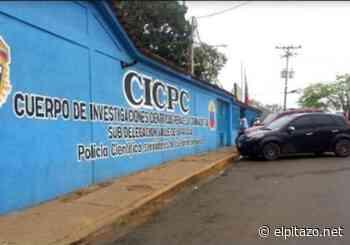 Guárico   Cicpc recaptura a prófugo en Valle de la Pascua - El Pitazo