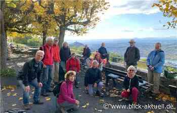 Vom Stromberg zum Petersberg - Blick aktuell