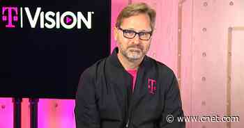 T-Mobile CEO on how it can afford to undercut its rivals with TVision video     - CNET