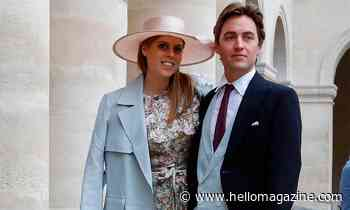 Princess Beatrice looks beautiful in dreamy new royal wedding photo