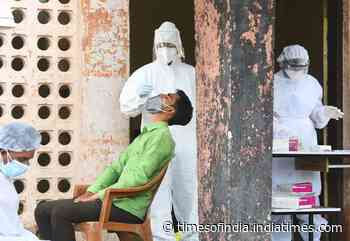 Coronavirus live updates: Delhi's Covid tally crosses 5,000 for first time - Times of India