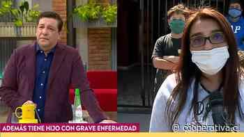 Julio César Rodríguez se emocionó hasta las lágrimas con dramático caso