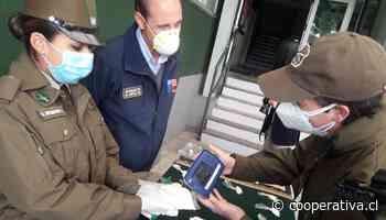 Denuncia permitió desarticular clan familiar y decomisar 3.500 dosis de droga en Chillán