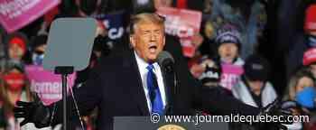 Présidentielle: Trump à la traîne, mais les jeux ne sont pas faits