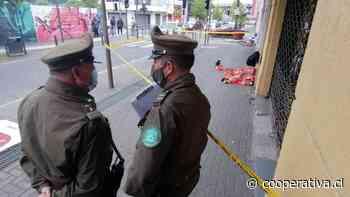 Detenido por homicidio en centro de Concepción confesó participación en el crimen