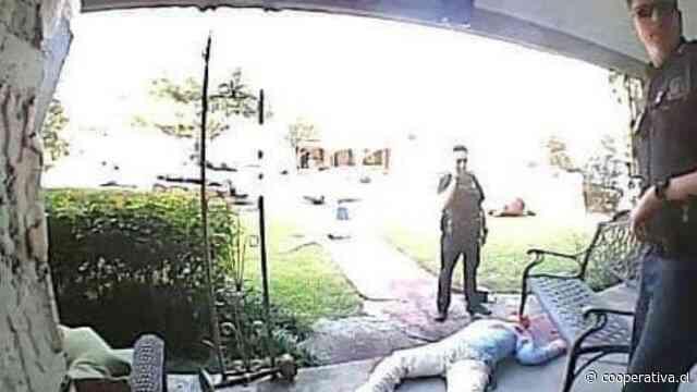 Hombre decoró su casa para Halloween tan aterradora que llegó hasta la policía