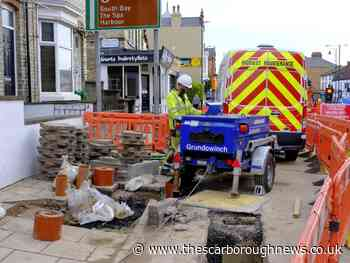 This is where next for £1 million electric cable work in Scarborough - The Scarborough News