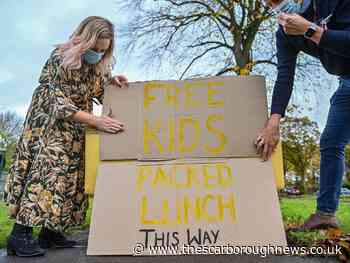 MPs for Filey and Scarborough & Whitby defend voting against free school meals in holidays - The Scarborough News