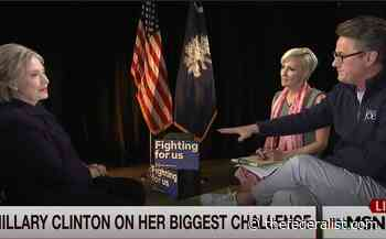 Joe Scarborough Says Biden Should Nominate Hillary Clinton To SCOTUS - The Federalist
