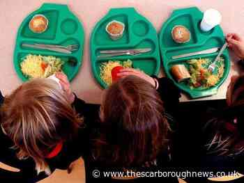 Free school meal vouchers: Scarborough Council to give cash to charities which provide food this half-term - The Scarborough News
