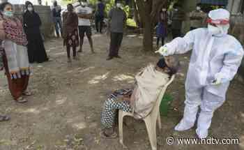 Coronavirus Daily Cases Cross 5,000-Mark In Delhi - NDTV