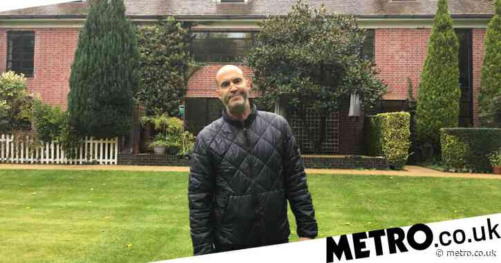Johnny Vaughan returns to The Big Breakfast house after 19 years as iconic property goes up for sale