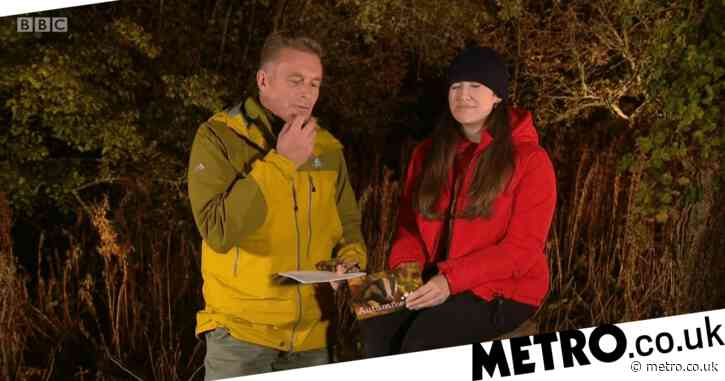 Autumnwatch's Chris Packham leaves viewers shocked as he recalls 'French kissing' a fox