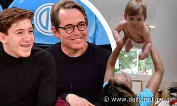 Sarah Jessica Parker shares family photos on son James's birthday