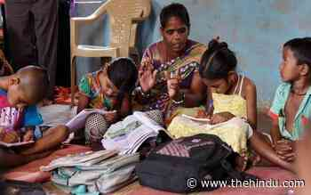 Coronavirus | 20% of rural school children had no textbooks due to COVID-19 impact, finds ASER survey - The Hindu