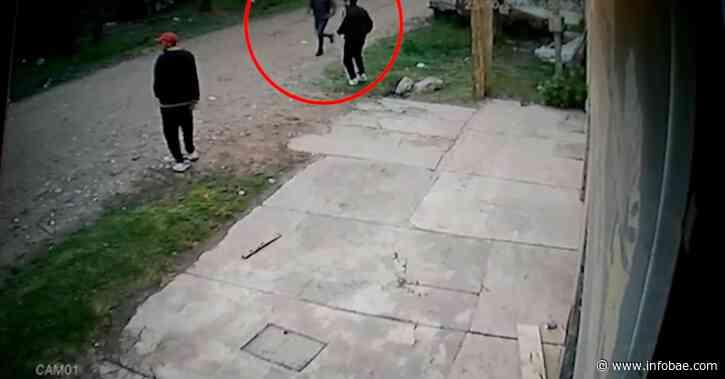 """Virrey del Pino: detuvieron al """"hombre de la gorra roja"""", uno de los acusados de matar a tiros al colectivero - infobae"""