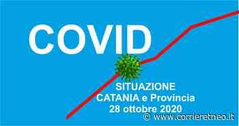 Covid, preoccupa la situazione a Misterbianco: 153 casi. A Belpasso 104 positivi, 59 a Bronte - Corriere Etneo