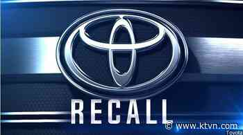 Toyota Adds 1.5 Million Cars to U.S. Recall for Engine Stalling