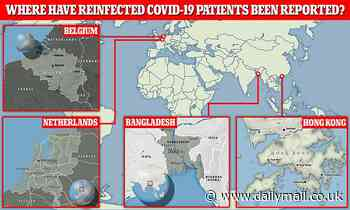 Bangladeshi doctor 'catches Covid-19 for the THIRD time'