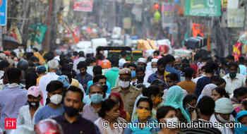 Over 5,000 coronavirus cases reported from Delhi on Wednesday - Economic Times