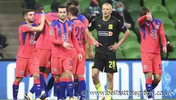 Chelsea stroll to emphatic victory over Krasnodar