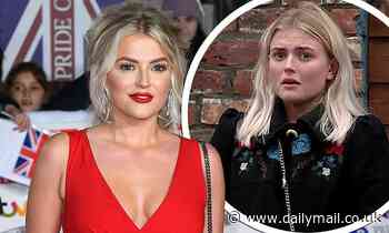 Coronation Street's Lucy Fallon 'lands her first acting role since the show in spooky radio drama'