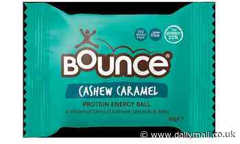 Urgent recall of protein balls sold at Coles over fears they contain plastic