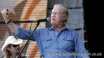 Country artist Billy Joe Shaver dies aged 81