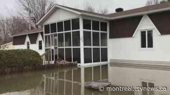 Professor studying Sainte-Marthe-sur-le-Lac flood offers ideas for avoiding similar disasters - CTV News