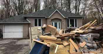 New maps would put hundreds of Sainte-Marthe-sur-le-Lac homes in flood plain - Globalnews.ca