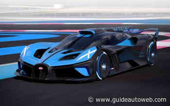 Bugatti Bolide: un concept d'hypersportive