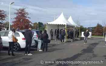 Soumoulou/Nousty : pic d'affluence au centre de dépistage Covid - La République des Pyrénées
