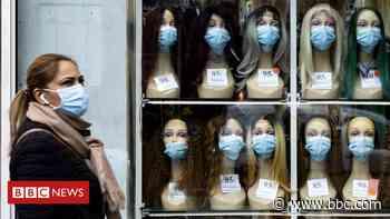 Coronavirus: Macron declares second national lockdown in France - BBC News