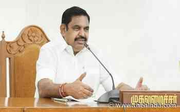 Coronavirus | Curbs likely to stay on Tamil Nadu schools, colleges, cinemas - The Hindu
